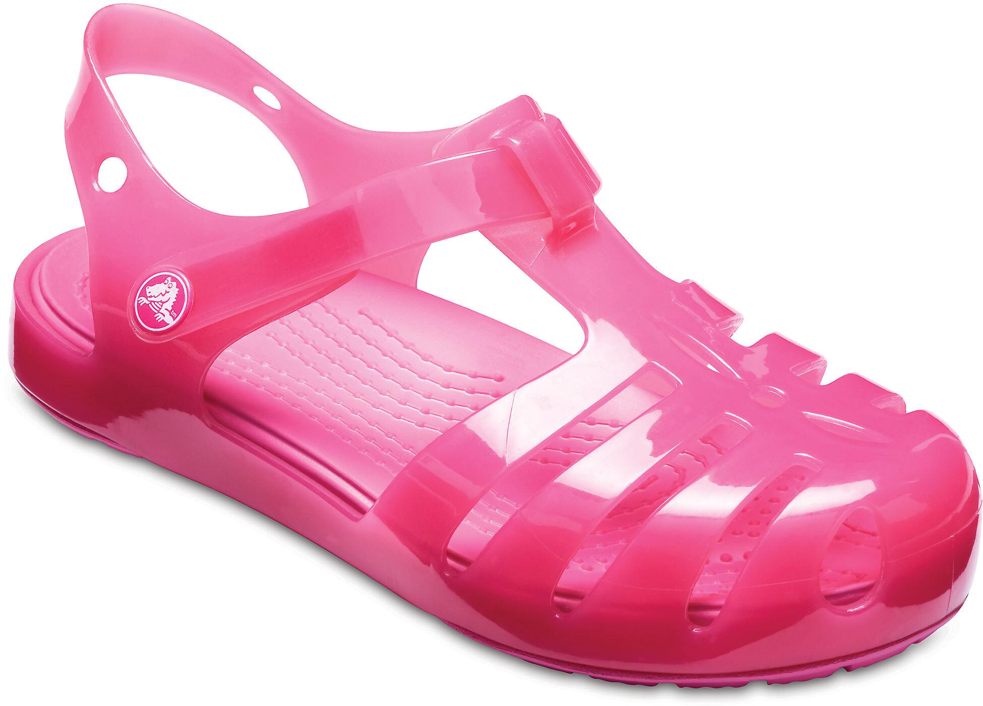 68233515feae Crocs Isabella PS Sandaler Børn pink